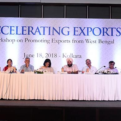 Accelerating Exports:Ambassadors Meet